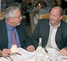 John Ortega and Stephen Williams