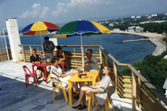 Anapa Okean Hotel Rooftop