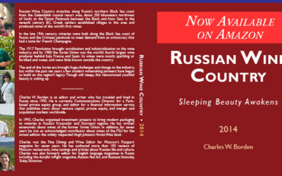 The Book: Russian Wine Country 2014: Sleeping Beauty Awakens