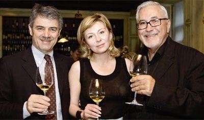 Winemaking Legend: An Evening with Antinori