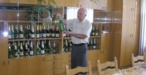 Winemaker Georgi Nepranov