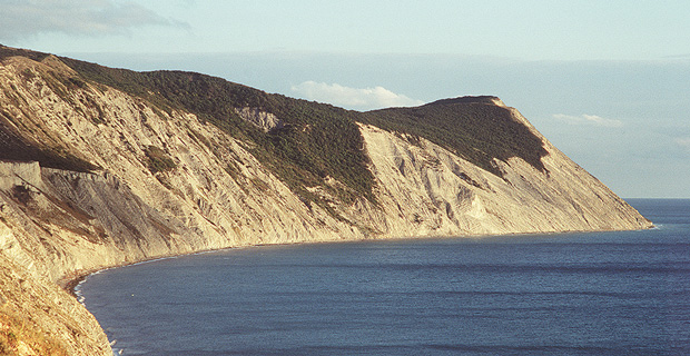 Utrish Cliffs South of Anapa