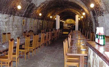 Abrau Durso Tasting Room