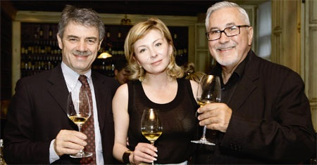 Winemaking Legend: An Evening with Antinori