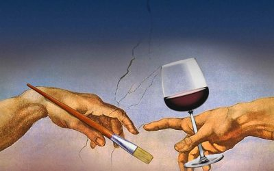 Art and Wine. The Great History of Russian Winemaking through Art